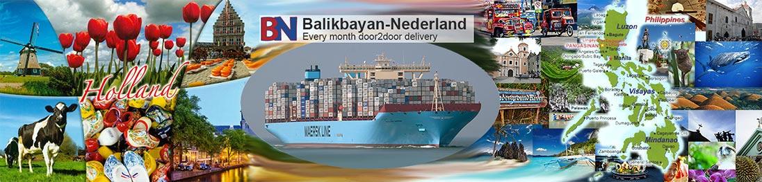 Balikbayan Box Nederland